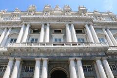 Palazzo del ` s del doge, Genova, Italia fotografie stock libere da diritti