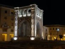Palazzo Del Seggio Lecka, Salento Fotografia Royalty Free