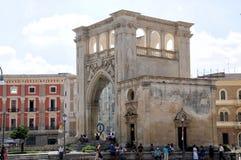 Palazzo del Seggio Stock Photo