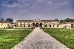 Palazzo del Te en Mantua Foto de archivo libre de regalías