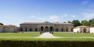 Palazzo del Te in Mantua, Italy Royalty Free Stock Photos