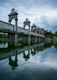 Palazzo dell'acqua di Taman Ujung Fotografia Stock Libera da Diritti