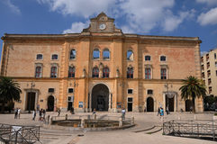 Palazzo dell Annunziata Royalty Free Stock Images