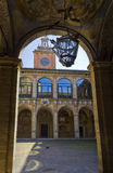 Palazzo dell'Archiginnasio Royalty Free Stock Photography