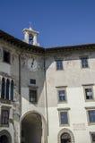 Palazzo dell'orologio, Pisa Royaltyfria Bilder