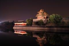 Palazzo della Cina Immagini Stock