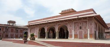 Palazzo della città, Jaipur, Immagini Stock Libere da Diritti