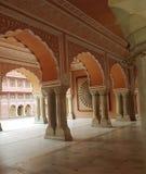 Palazzo della città, Jaipur Immagine Stock