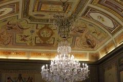 Palazzo della Consulta in Rome. The Constitutional Court of Italy in Palazzo della Consulta, is among the Quirinal Hill government buildings in Rome stock photos