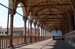 Palazzo della ragione Stock Photo