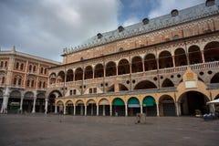 Palazzo della Ragione Obraz Royalty Free