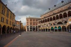 Palazzo della Ragione 库存照片