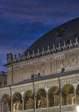 The Palazzo della Ragione of Padova Stock Image