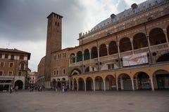 Palazzo della Ragione Stock Images
