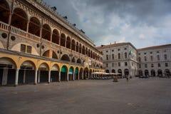 Palazzo della Ragione Stock Photography
