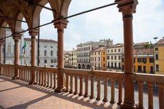 Palazzo-della Ragione, Padua Stockbild