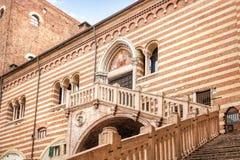 Palazzo della Ragione, Verona, Italy Stock Image