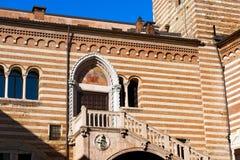 Palazzo della Ragione - Verona Italy Royalty Free Stock Photography