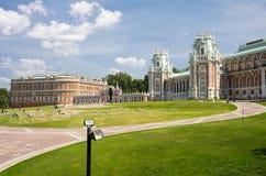 Palazzo della regina Ekaterina Second Great immagine stock