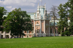 Palazzo della regina Ekaterina Second Great fotografie stock