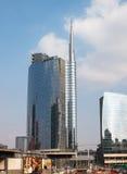 Palazzo della regione, Milan Royalty Free Stock Image