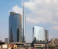Palazzo della regione, Milan Stock Photos