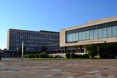 Palazzo della Serbia Immagini Stock