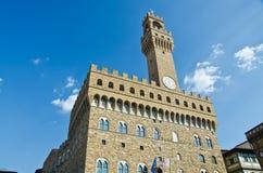 Palazzo della Signoria from Stock Photo