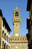 Palazzo della Signoria Florence Royalty Free Stock Photography