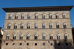 Palazzo delle Assicurazioni Generali Stock Image