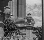 Palazzo delle belle arti, San Francisco, California Fotografia Stock