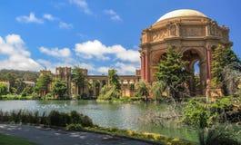 Palazzo delle belle arti San Francisco, California Fotografia Stock
