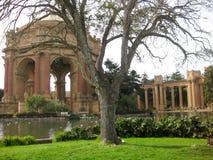 Palazzo delle belle arti, SF immagini stock libere da diritti