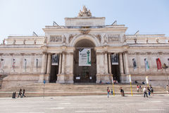 Palazzo delle Esposizioni Royalty Free Stock Photo