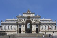 Palazzo delle Esposizioni Stock Image
