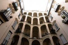 The Palazzo dello Spagnolo Stock Photos
