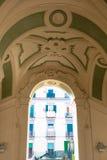 The Palazzo dello Spagnolo Royalty Free Stock Photography