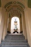 The Palazzo dello Spagnolo Stock Photo