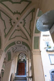 The Palazzo dello Spagnolo Royalty Free Stock Photo