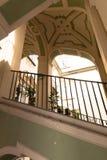 The Palazzo dello Spagnolo Royalty Free Stock Photos
