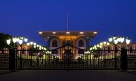 Palazzo di Alalam fotografie stock libere da diritti