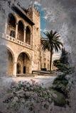 Palazzo di Almudaina Immagine Stock