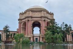 Palazzo di di arti a San Francisco immagini stock