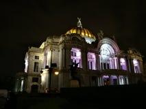 Palazzo di Bellas Artes fotografie stock libere da diritti