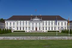 Palazzo di Bellevue a Berlino Fotografia Stock