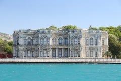 Palazzo di Beylerbeyi nella città di Costantinopoli, Turchia Fotografia Stock