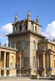 Palazzo di Blenheim in Inghilterra Immagini Stock
