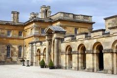 Palazzo di Blenheim, Inghilterra Immagini Stock