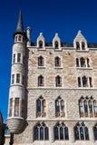 Palazzo di Botines Immagini Stock