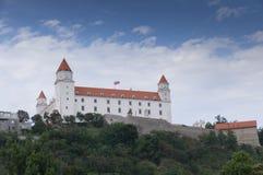 Palazzo di Bratislava Fotografie Stock Libere da Diritti